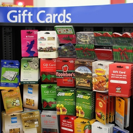 Why Gift Cards Aren't As Secure As Your Credit Cards | Fast ...